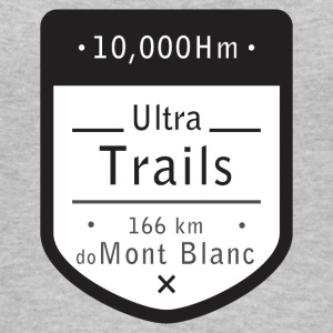 Ultra Trails mont blanc t shirt - Women's Organic Tank Top by Stanley & Stella