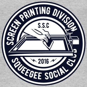 Squeegee Social Club - Women's Organic Tank Top by Stanley & Stella