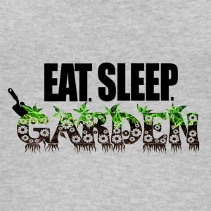 Eat. Sleep. Garden - Frauen Bio Tank Top