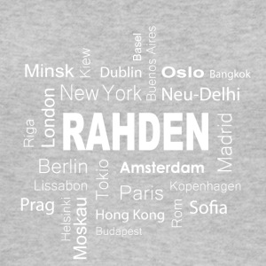Rahden New York Berlin - Frauen Bio Tank Top von Stanley & Stella