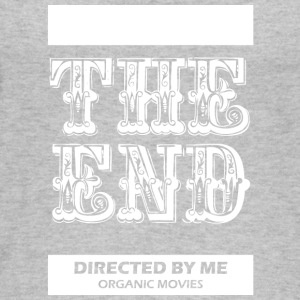 theendmovie wite - Øko-singlet for kvinner