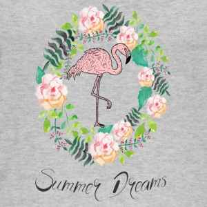 Flamingo - Summer Dreams - Garland - Top da donna ecologico