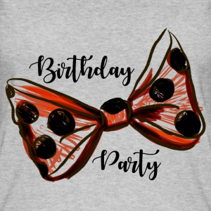 Birthday Party. Trendy Girl. Birthday Party Gift - Women's Organic Tank Top by Stanley & Stella