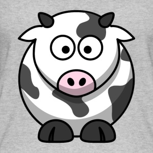Sweet cow motif - Women's Organic Tank Top