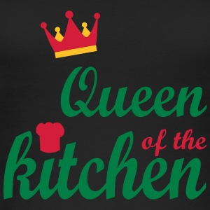 Queen of the kitchen - Women's Organic Tank Top by Stanley & Stella