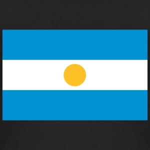 National Flag Of Argentina - Women's Organic Tank Top