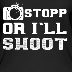 Photographer profession t-shirt gift funny - Women's Organic Tank Top by Stanley & Stella