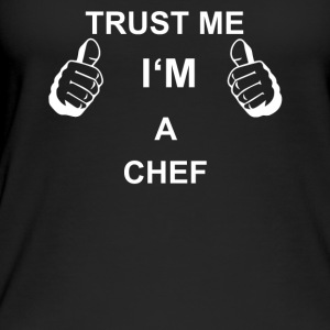 TRUST ME IN THE CHEF - Women's Organic Tank Top by Stanley & Stella