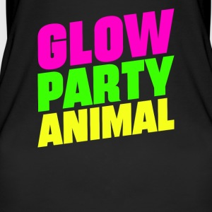 Glow Party Animals Bright neon colors fun - Camiseta de tirantes ecológica mujer de Stanley & Stella