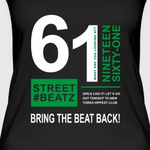 street beats - Women's Organic Tank Top by Stanley & Stella