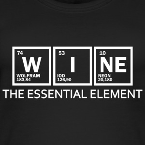 Wine - element - Women's Organic Tank Top