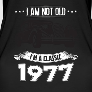 I am not old I m a classic Born in 1977 - Women's Organic Tank Top by Stanley & Stella