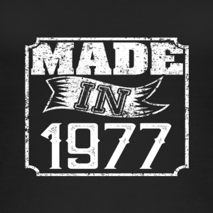 Made in 1977 - Women's Organic Tank Top by Stanley & Stella