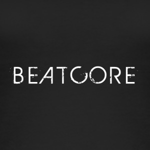 Beatcore shirt black - Women's Organic Tank Top