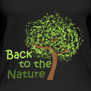 Back to the NATURE - Women's Organic Tank Top by Stanley & Stella