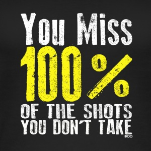 100% shots - Øko tank top til damer