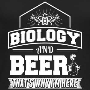 Biology AND BEER - Women's Organic Tank Top by Stanley & Stella
