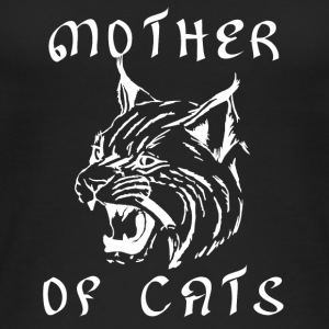 Mother of the cats - Women's Organic Tank Top by Stanley & Stella