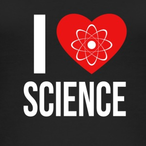 I LOVE SCIENCE * IDEAL GIFT * - Women's Organic Tank Top by Stanley & Stella