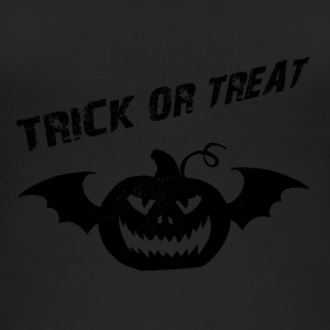 trick or treat sweet or sour halloween bag - Women's Organic Tank Top by Stanley & Stella
