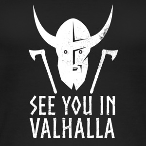 SEE YOU IN VALHALLA - Wikinger - Vikings - Frauen Bio Tank Top von Stanley & Stella