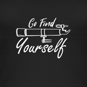 Go Find Yourself - Women's Organic Tank Top