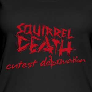 SQUIRREL DEATH - 'cutest deformation' - Women's Organic Tank Top