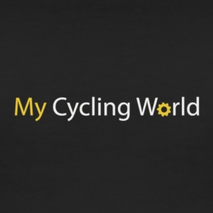 my cycling world - Women's Organic Tank Top