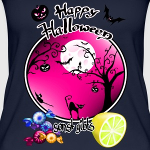 Halloween trick or treat - Women's Organic Tank Top by Stanley & Stella