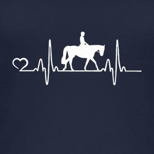 Horse - Heartbeat - Women's Organic Tank Top