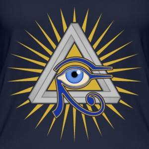 Eye and Triangle - Women's Organic Tank Top
