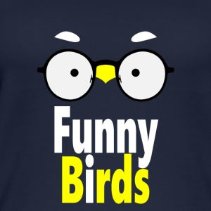Funny Birds - Women's Organic Tank Top by Stanley & Stella