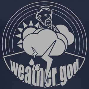 weather god - Frauen Bio Tank Top