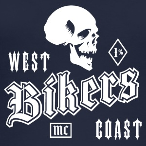 Biker af West Coast - Øko tank top til damer
