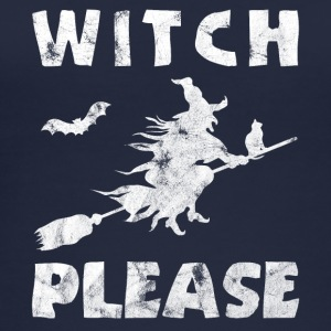 Witch Please - Halloween Shirt für kleine Hexen - Frauen Bio Tank Top