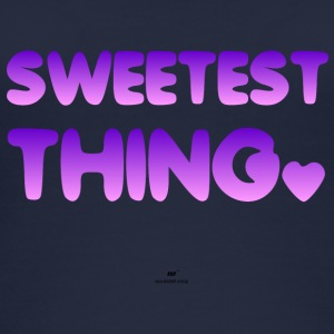 Sweetest Thing - Naisten luomutoppi