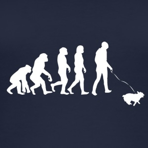 ++ ++ Dog owners Evolution - Women's Organic Tank Top