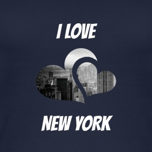 I love New York i love NY - Women's Organic Tank Top by Stanley & Stella