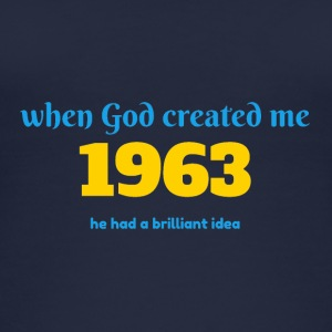 God idea 1963 - Frauen Bio Tank Top von Stanley & Stella