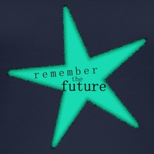 Remember the future - Women's Organic Tank Top