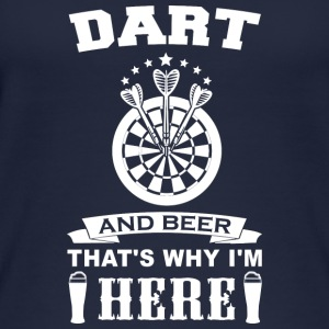 Dart and Beer Dart und Bier T-Shirt Dartboard Fan - Frauen Bio Tank Top von Stanley & Stella