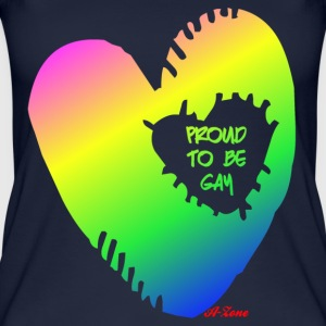 Gay Heart - Women's Organic Tank Top