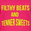 Filthy Beats - Women's Organic Tank Top by Stanley & Stella