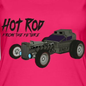Hot Rod from the future v1 Kmlf style - Débardeur bio pour femmes
