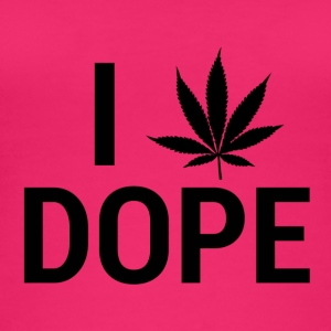 I love Dope - Women's Organic Tank Top