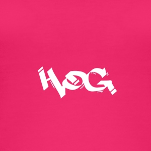 Hog - Women's Organic Tank Top by Stanley & Stella