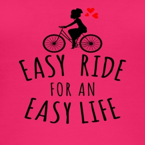 EASY RIDE - Women's Organic Tank Top by Stanley & Stella