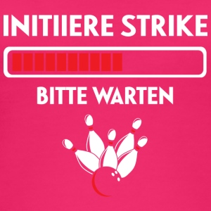 Bowling Strike - Frauen Bio Tank Top