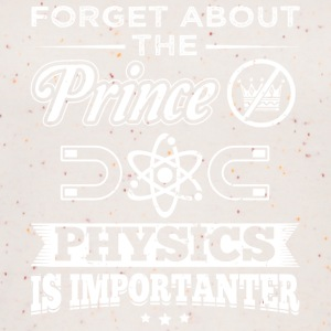 Physics FORGET PRINCE - Women's Organic Tank Top