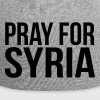 PRAY FOR SYRIA - Jersey Beanie